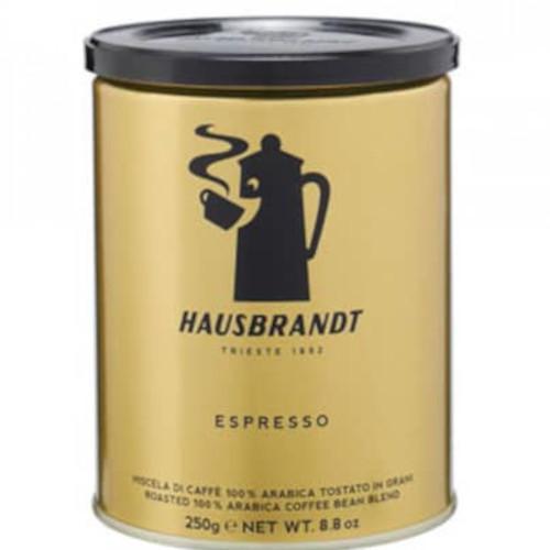 Hausbrandt 100% Arabica 250g σε κόκκους