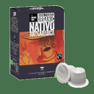 Goppion Espresso Bio Κάψουλες – Συμβατές Nespresso 10 Κάψουλες