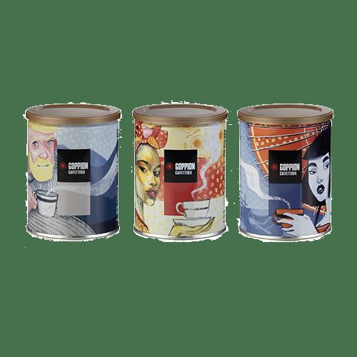 Goppion Espresso Limited Edition 250gr Αλεσμένος