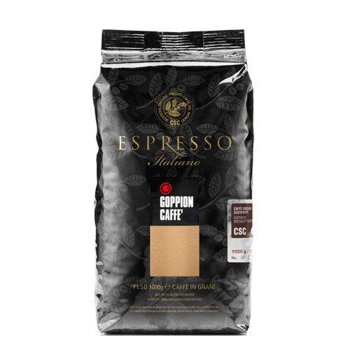 Espresso Goppion Piantagione 1000g σε κόκκους