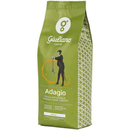 Espresso Giuliano - Adagio, 1000g σε κόκκους