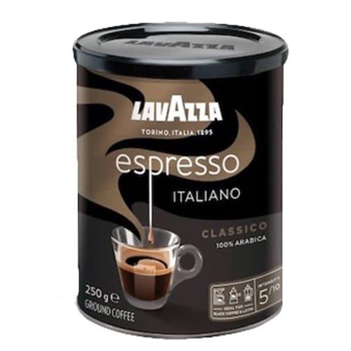 Espresso Lavazza - Caffe Espresso 100% Arabica 250g αλεσμένος