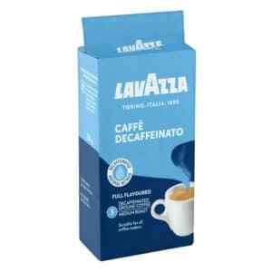 Espresso Lavazza - Decaffeinato, 250g αλεσμένος