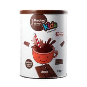 Marchoc Kids - Ρόφημα Κακάο με γεύση Σοκολάτα
