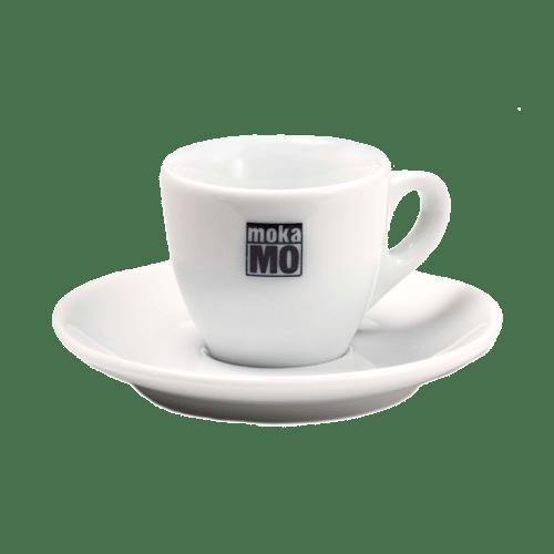 mokaMO Φλυτζάνι Espresso Πορσελάνης