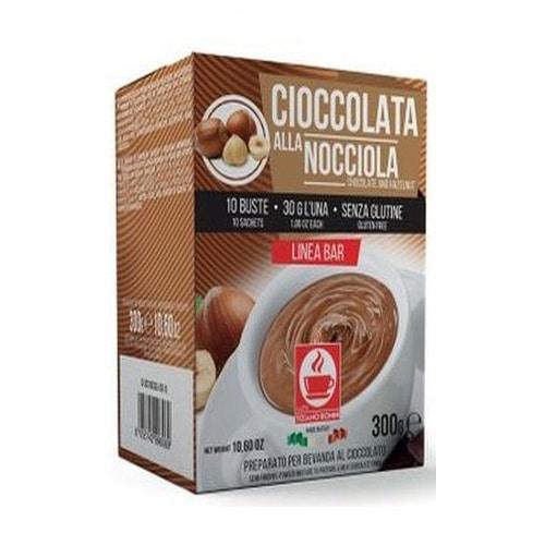 Tiziano Bonini σοκολάτα φουντούκι ατομική μερίδα 10 τεμ.