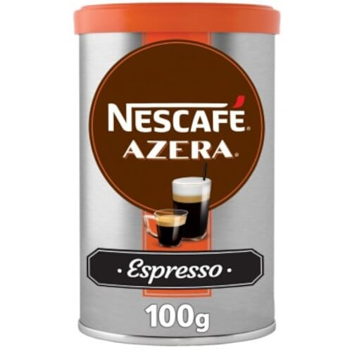 Nescafe Azera Espresso Στιγμιαίο Ρόφημα 100γρ
