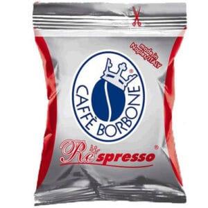 Borbone - 50 Miscela Rossa Nespresso συμβατές κάψουλες