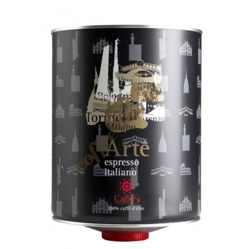 Espresso Caffe Si - Arte 100% Arabica 3000g σε κόκκους
