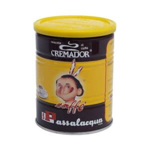 Καφές Espresso Passalacqua Cremador 250g αλεσμένος