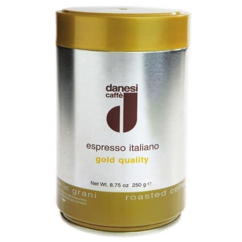 Espresso Danesi - Gold 250g αλεσμένος