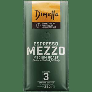 Espresso Dimello - Mezzo 250g αλεσμένος
