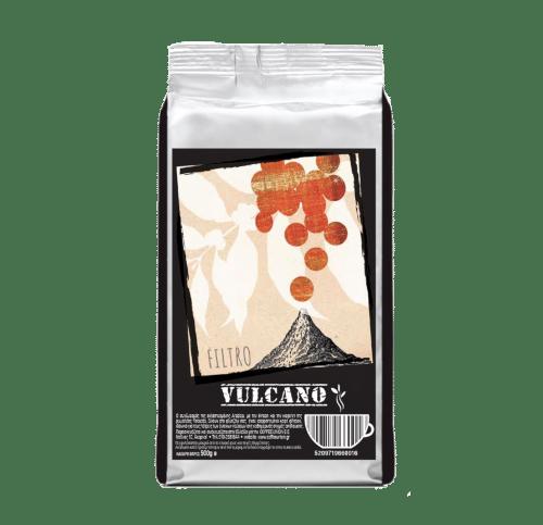 Vulcano Filter Coffee 500gr Ground