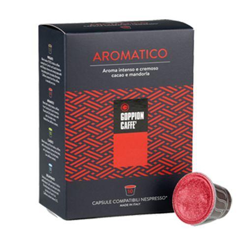 Goppion - 10 Aromatico Nespresso συμβατές κάψουλες