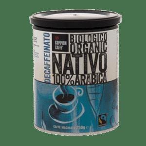 Espresso Goppion - Decaf Bio 250g αλεσμένος