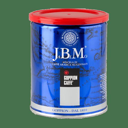 Espresso Goppion - Ja.Bi.Mo. 250g αλεσμένος