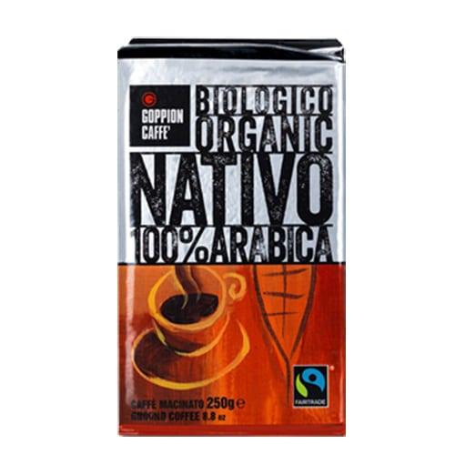 Espresso Goppion - Nativo 250g αλεσμένος