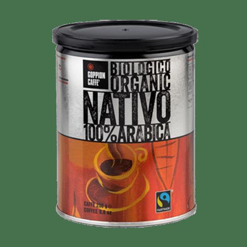 Espresso Goppion - Nativo 250g σε κόκκους