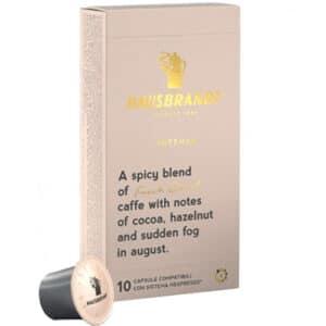 Hausbrandt Intenso 10 Nespresso συμβατές κάψουλες