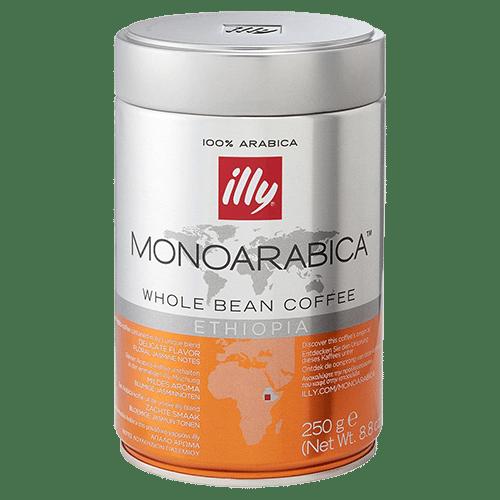 Espresso illy - Monoarabica Ethiopia 250g σε κόκκους