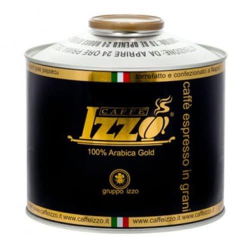 Espresso Izzo - Gold Arabica 1000g Tin σε κόκκους