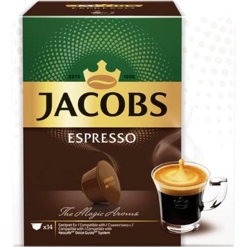 Jacobs Dolce Gusto κάψουλες Espresso 14 τεμάχια