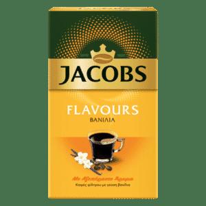 Jacobs Flavours Βανίλια 250γρ