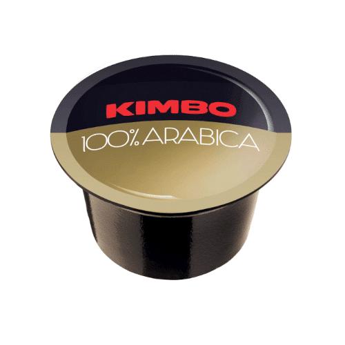 Kimbo 100% Arabica Κάψουλες (Συμβατές με BLUE) 96 κάψουλες