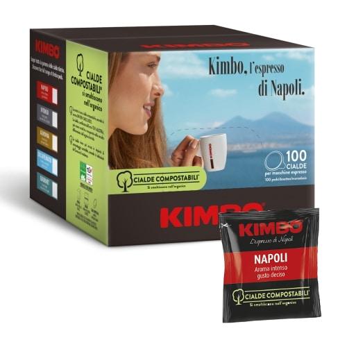 Ταμπλέτες Kimbo Napoli 100τεμ