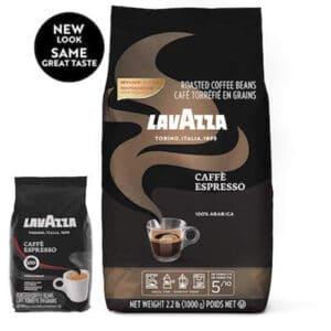 Espresso Lavazza - Caffe Espresso 100% Arabica 1000g σε κόκκους