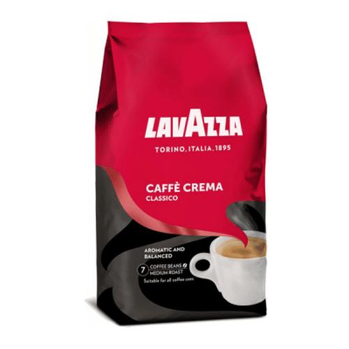 Espresso Lavazza - Caffe Crema Classico, 1000g σε κόκκους