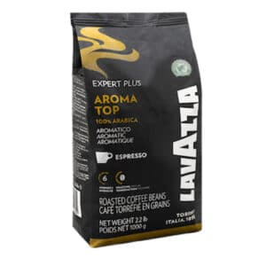 Espresso Lavazza - Expert Aroma Top 1000g 100% Arabica σε κόκκους