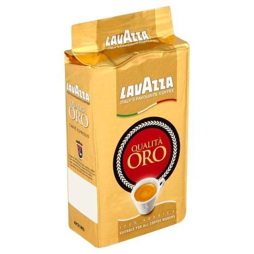 Espresso Lavazza - Qualita Oro 250g αλεσμένος