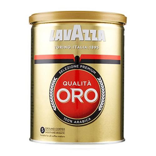Espresso Lavazza - Qualita Oro Can 250g αλεσμένος