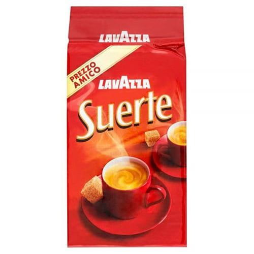Espresso Lavazza Suerte 250g αλεσμένος