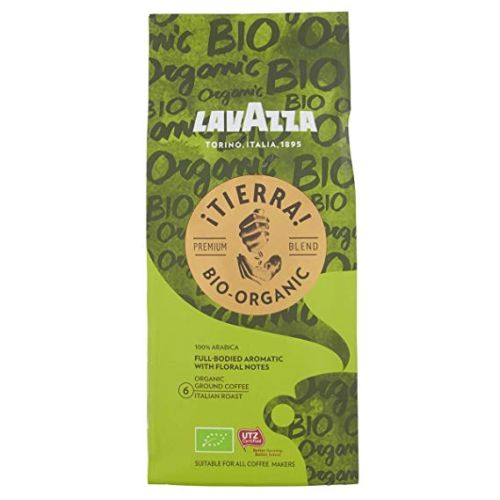 Espresso Lavazza - Tierra Bio-Organic 180g αλεσμένος