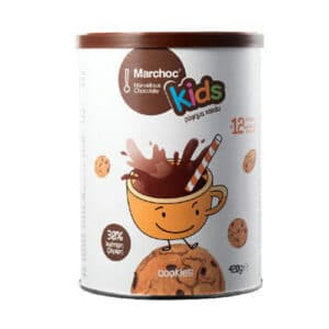 Marchoc Kids - Ρόφημα Κακάο με γεύση Μπισκότο