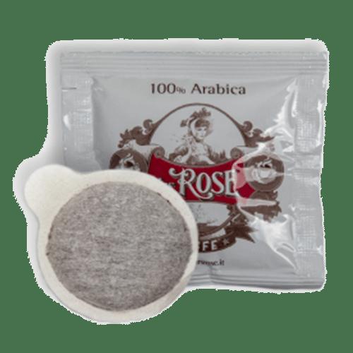 Mrs. Rose pods - 25-Espresso ESE pods