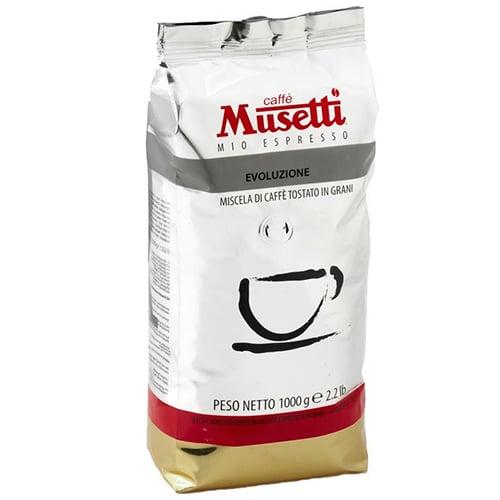 Espresso Musetti - Evoluzione 100% Arabica 1000g σε κόκκους