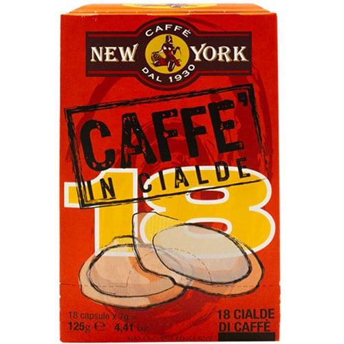 Espresso New York - 18 ESE pods