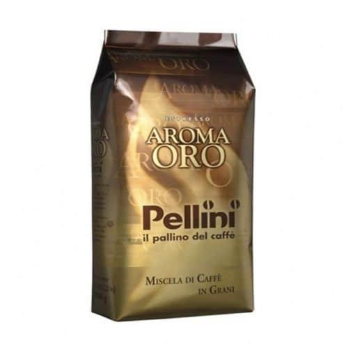 Espresso Pellini - Aroma Oro, 1000g σε κόκκους