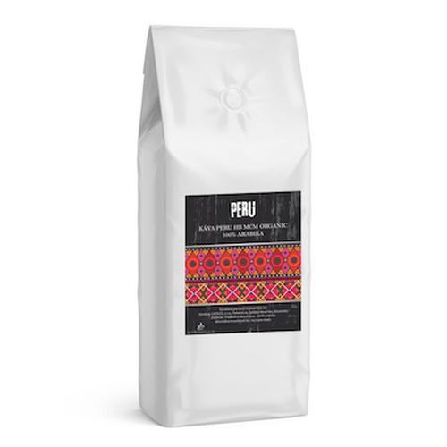 Espresso Peru HB MCM Organic 1000g σε κόκκους