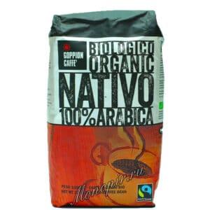 Espresso Goppion- Biologico Organic Nativo, 1000g σε κόκκους