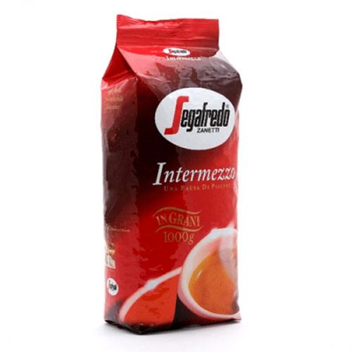 Espresso Segafredo - Intermezzo, 1000g σε κόκκους