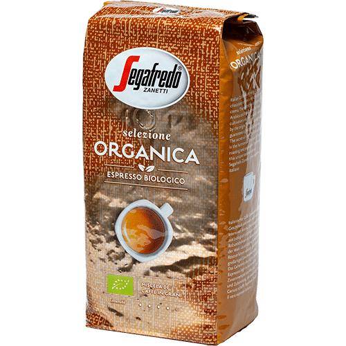 Espresso Segafredo - Organica 1000g σε κόκκους