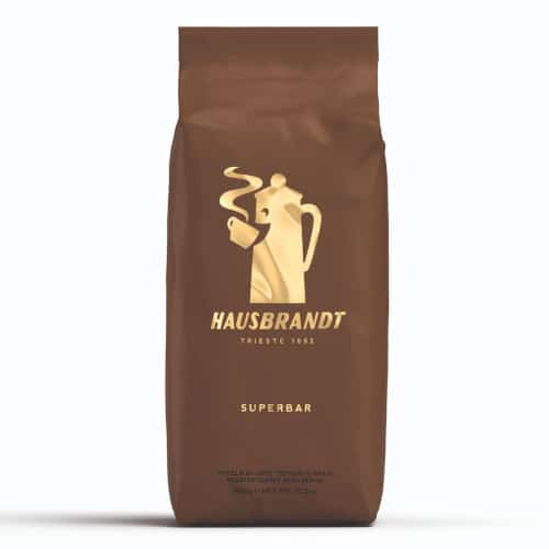Καφές Espresso Hausbrandt Superbar 1000g σε κόκκους
