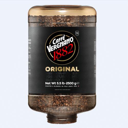 Espresso Vergnano 1882 Original 2500g σε κόκκους