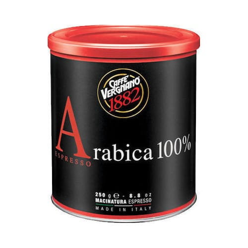 Espresso Vergnano Arabica 100% 250g αλεσμένος