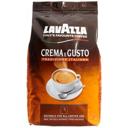 Espresso Lavazza - Crema e Gusto Tradizione Italiana, 1000g σε κόκκους