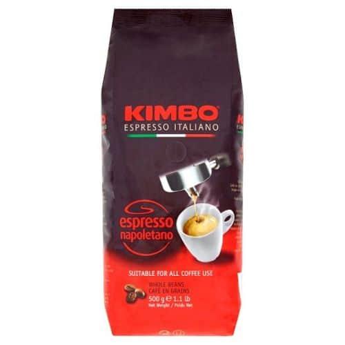 Espresso Kimbo - Napoletano 500g σε κόκκους